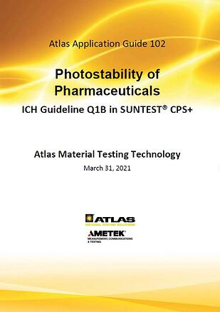 20210427_AG 102 Photostability of Pharmaceuticals_Page1_Atlas