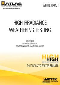 001_High-Irradiance-Weathering-Testing