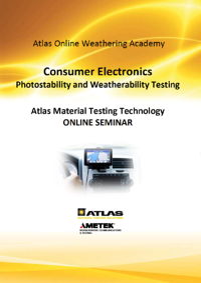 Webinar Consumer Electronics Cover